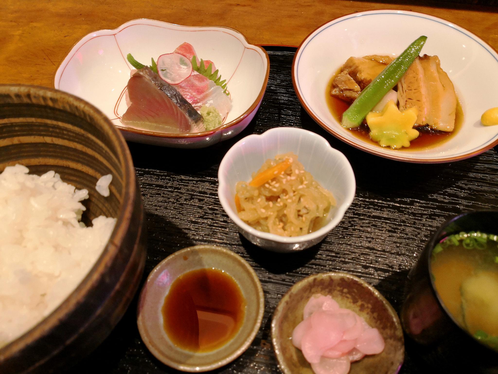 【白金】馳走 麹屋@恵比寿こうじやさんの姉妹店。安定感のある美味しい和食ランチ。