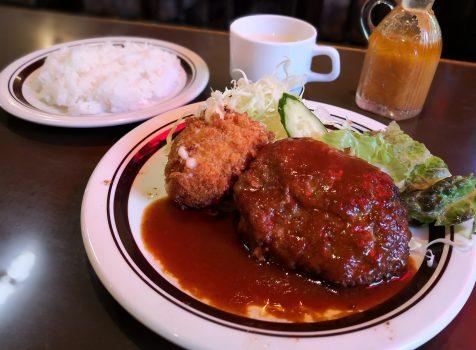 【広尾・恵比寿】レストランコニシ@老舗洋食屋さんの安定感。懐かしくもほっとする味。