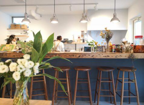 【代々木八幡】Shelter KUKO cafe&gallery@ヒーリング空間でいただく、オーガニックなプレートランチ。