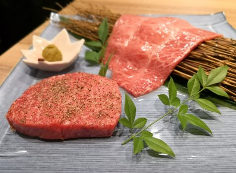 【目黒】焼肉 うしみつ一門 目黒店@イノベーティブな松坂牛のスペシャルコースとワインのマリアージュ。