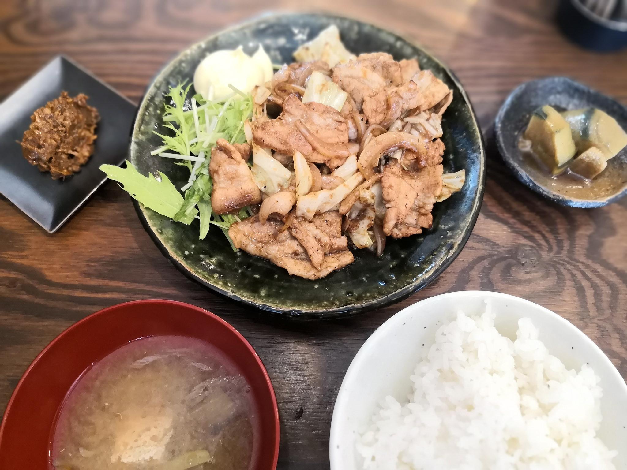 【恵比寿】恵比寿橋酒場 TuGI@イマドキ男子の台所的な定食。ボリュームたっぷりランチ。