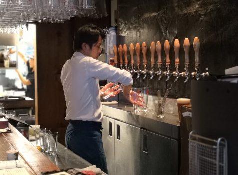 【藤沢】MOKICHI CRAFT BEER@リノベなおしゃれな店内で湘南ビールを楽しめる。