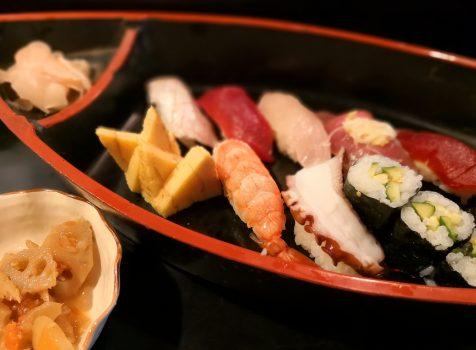 【幡ヶ谷】太呂八寿司@色々な意味でハードルの高い昭和なお寿司屋さんですが、オススメです。