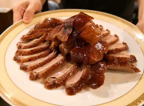 【台湾】御鼎香脆皮烤鴨餐廳@絶品!台湾風ローストダック。事前予約でできたての美味しさにこだわる。