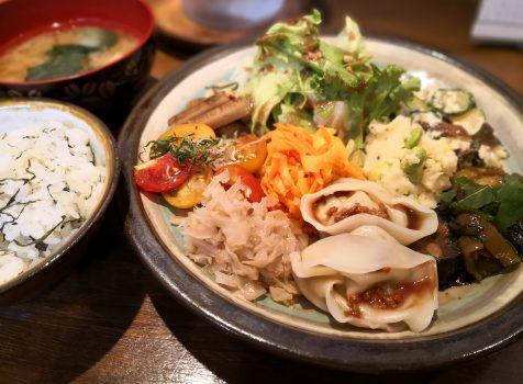 【初台】ごはんや草木堂@八百屋さんが運営する期間限定のご飯屋さん。