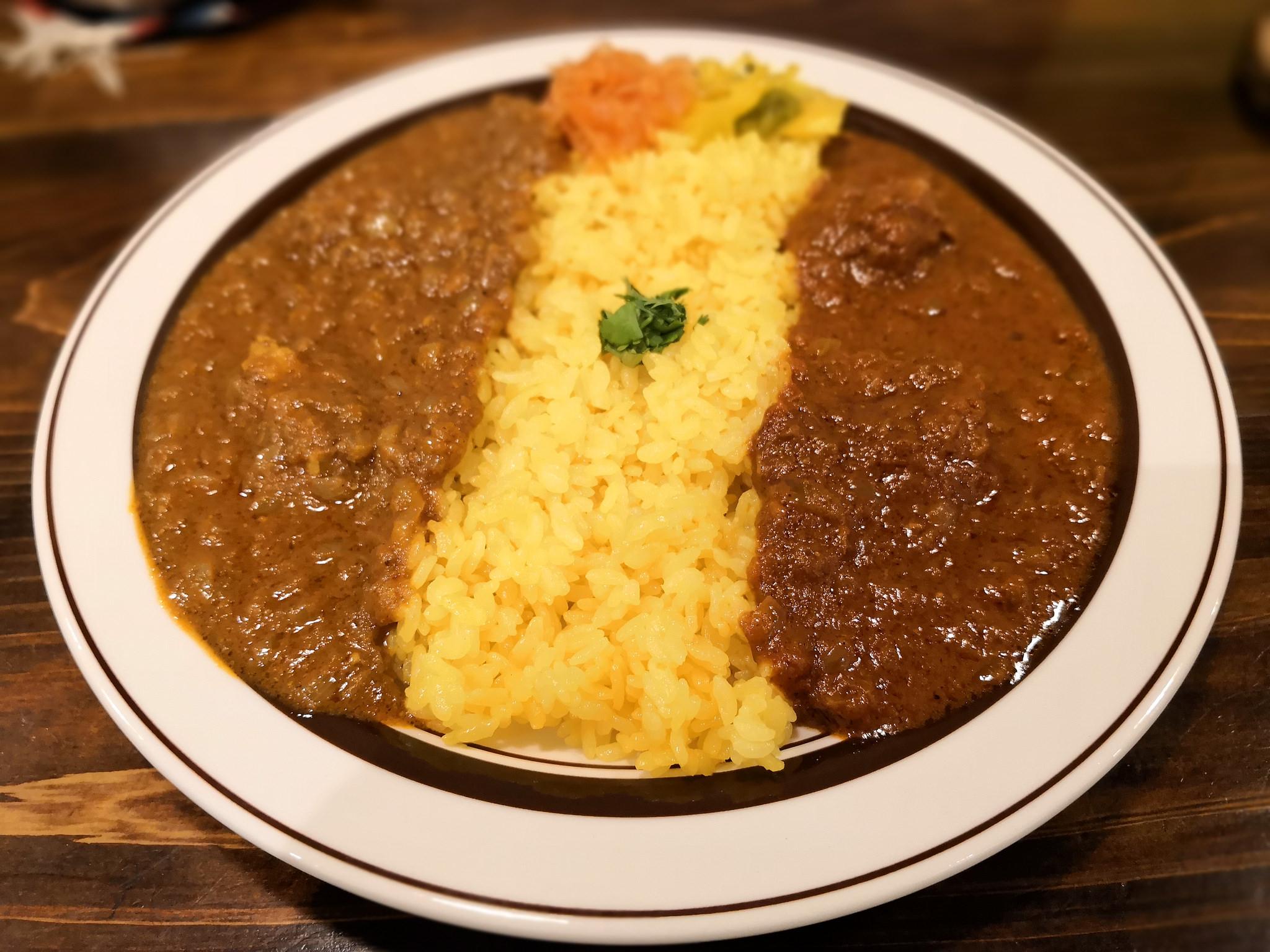 【幡ヶ谷】ウミネコカレー@ゆるふわな雰囲気で、毎日でも食べられるスパイスカレー。