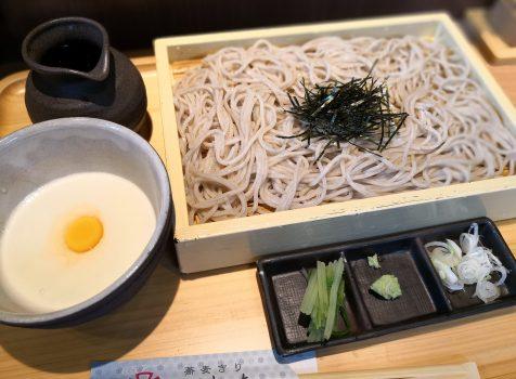 【表参道】蕎麦きり みよた@行列なコスパなお蕎麦屋さん。海外客にも人気。
