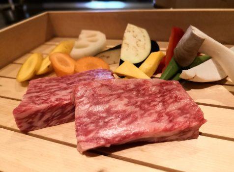 【飯田橋】神楽坂 鉄板焼 向日葵@正統派ワインリストにグッとくる!明るい雰囲気で美味しい鉄板焼きとワインを。