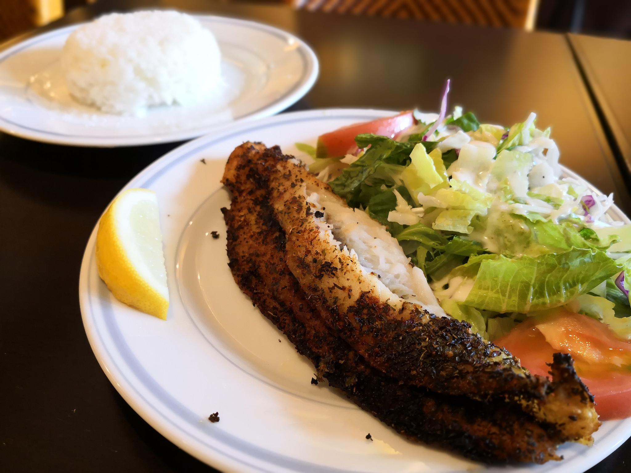 【五反田】マシューコウズ・バッファローカフェ@フレンドリーなお母さんが作るケニアの家庭料理。
