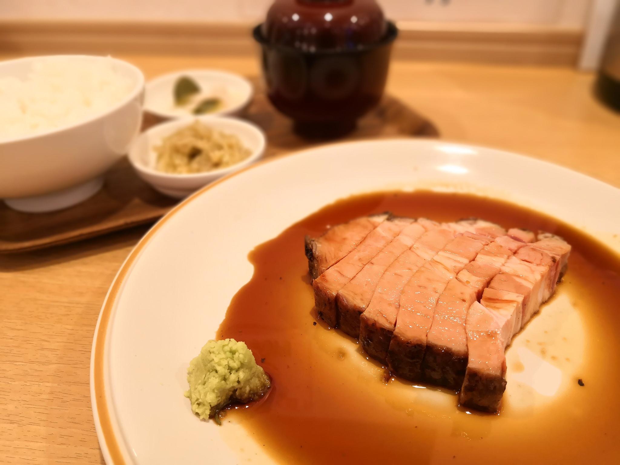 【五反田】ローストビーフ専門店 フジヤマ@合理的に肉に特化した専門店。お手頃にお肉を食べたい時に。