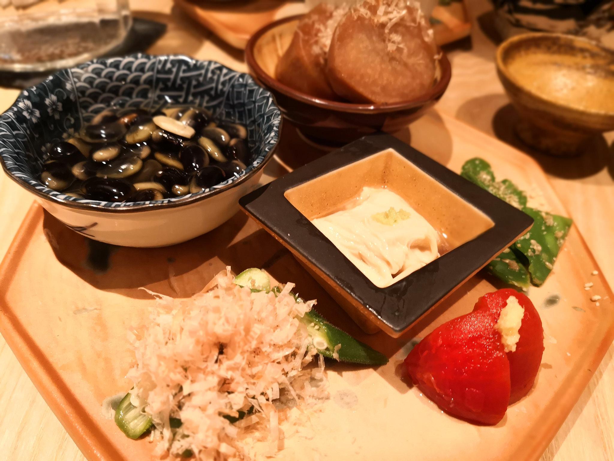 【恵比寿】酒 秀治郎@気の利くアテに日本酒三昧。日本酒好きのためのお店。
