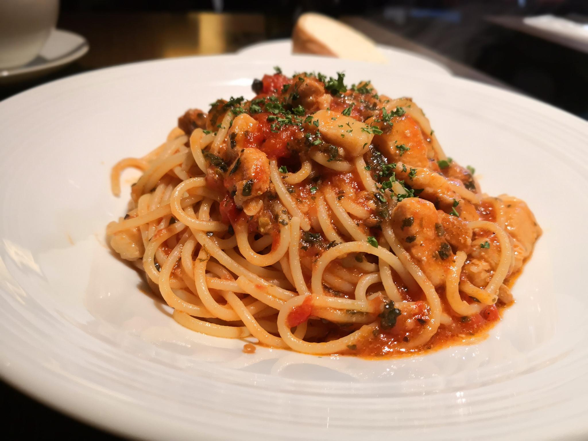 【不動前】タベルナアイ@ボリュームも味もしっかりと。気取らないイタリアンランチ。