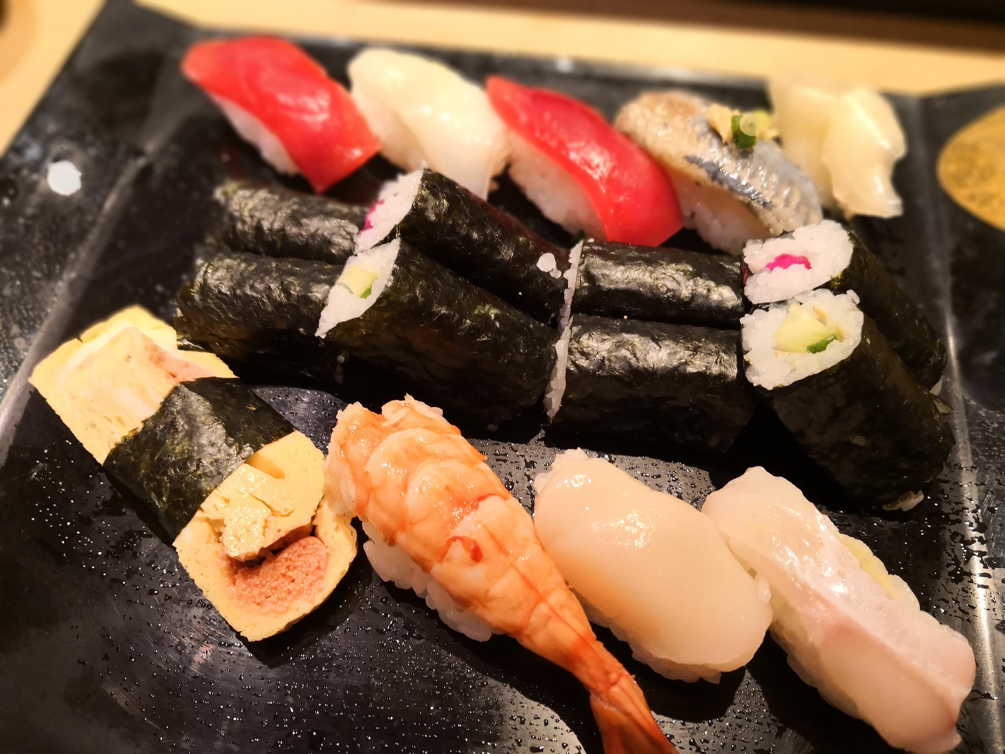 【五反田】芳寿司@ランチから常連さんが集まる、昔ながらのお寿司屋さん。