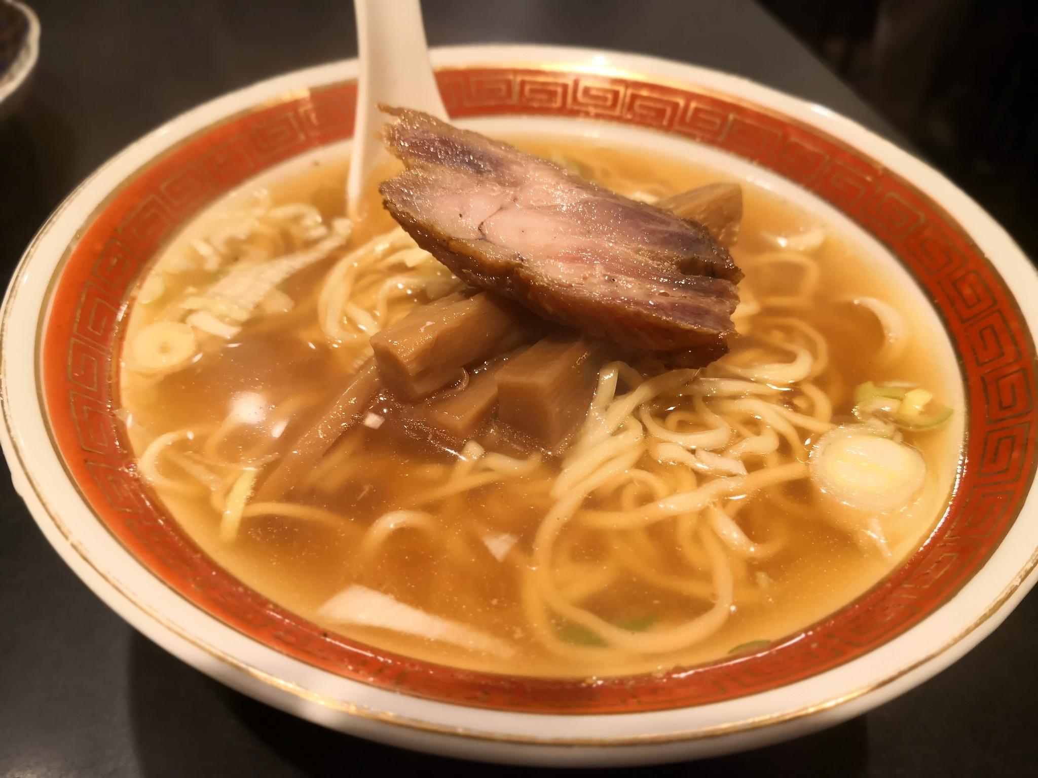 【五反田】広東料理 亜細亜@老舗中華の優しい味わい。定番メニューが美味しいのが嬉しい。