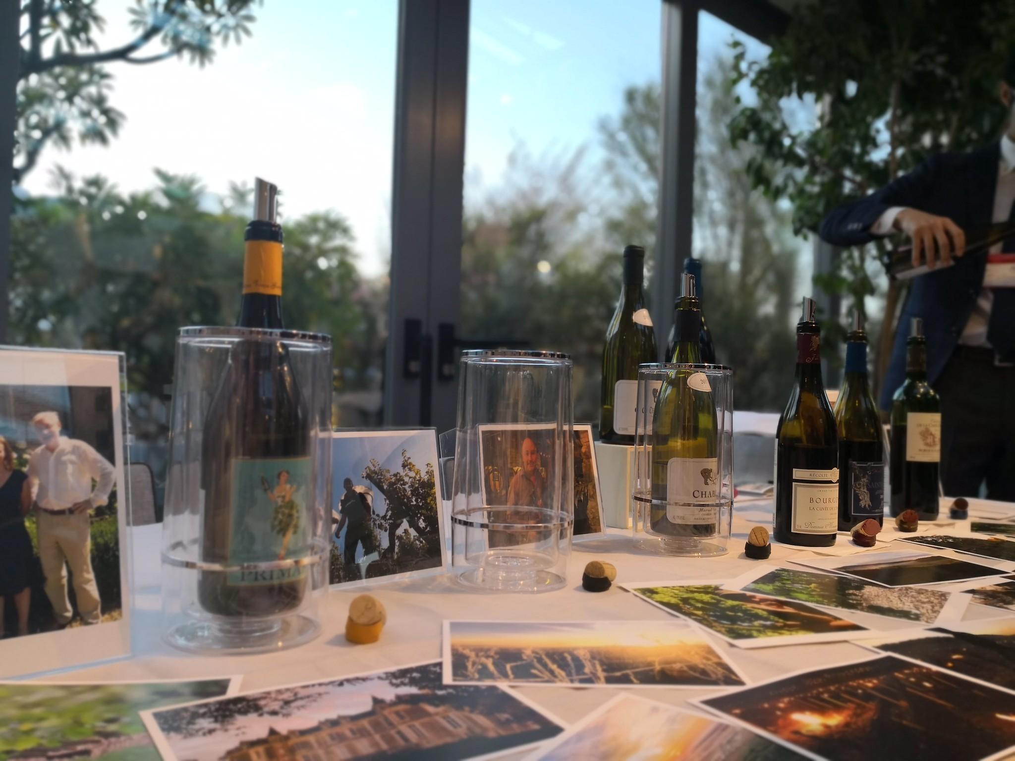 第6回クリエーション・アムール展の気になるブランド@エレガントで希少なフランスワインをインポート「ハスミワイン」