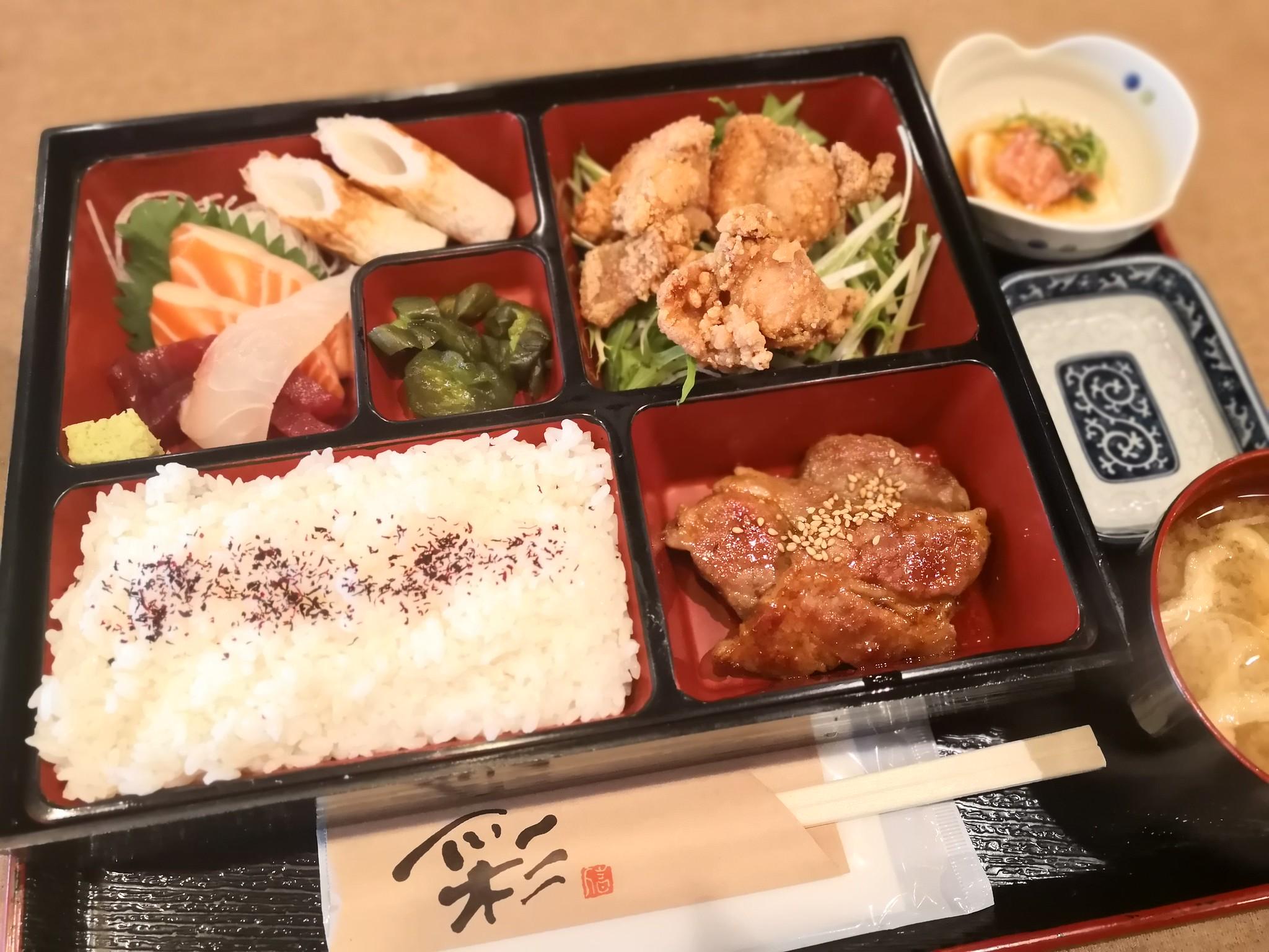【不動前】杏呑家(あんどんや) @ボリュームも品数もたっぷりな松花堂ランチ。