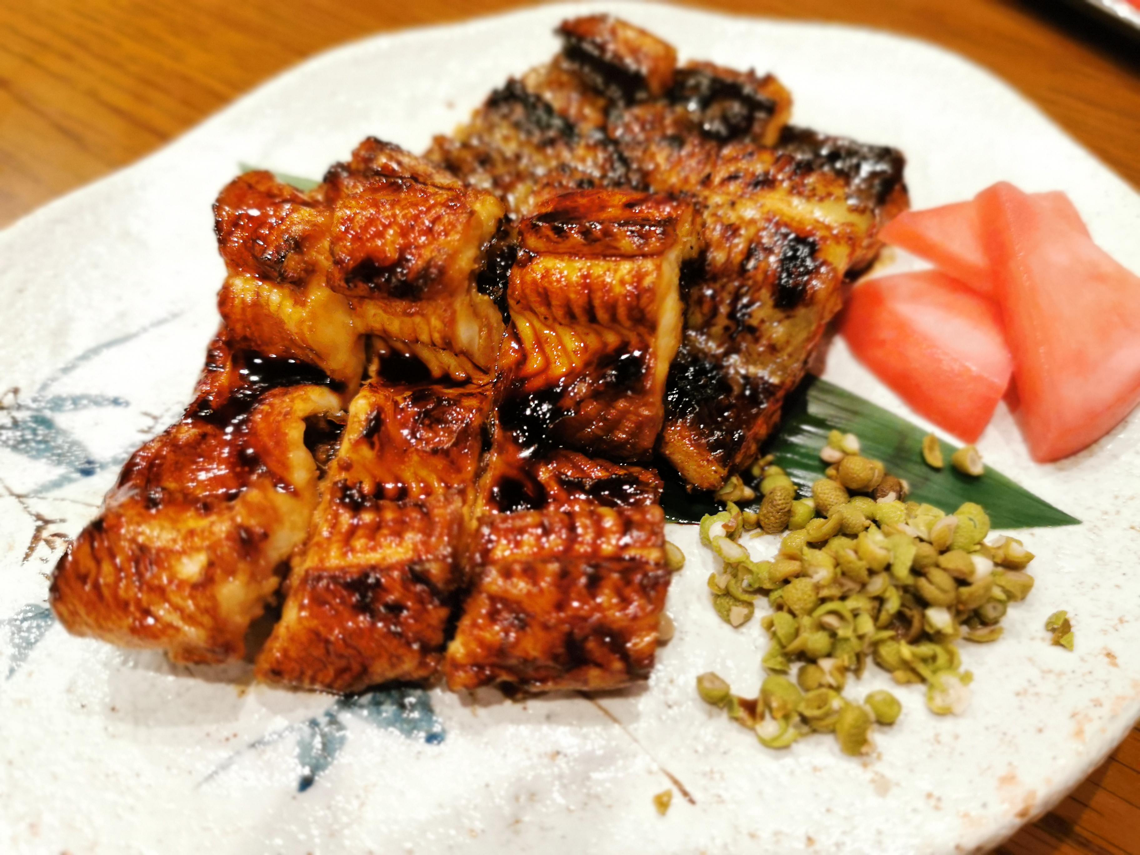 【阿佐ヶ谷】打ち薫る亭@穴子料理だけじゃない!こだわりの料理とぬる燗のマリアージュ。