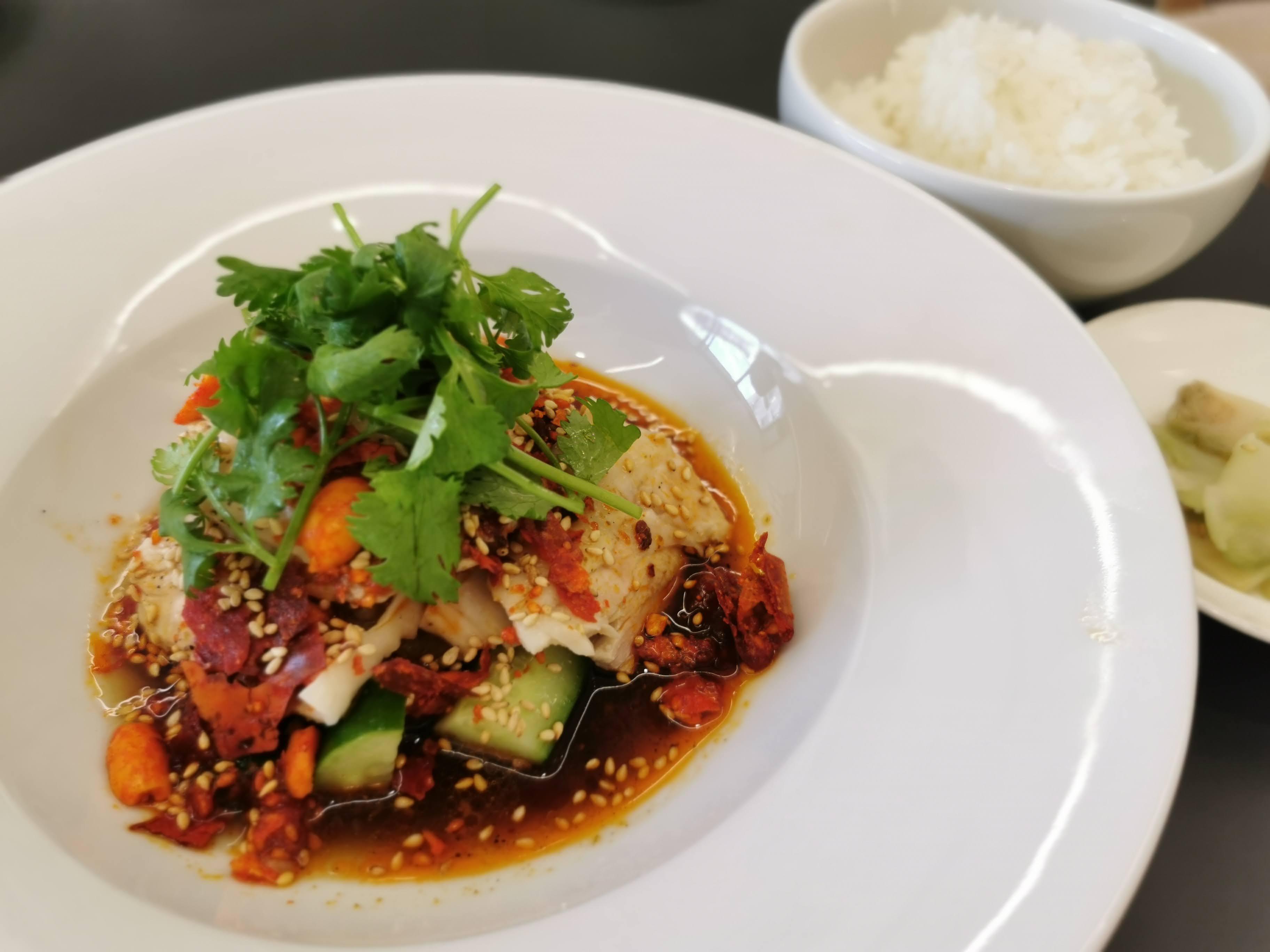 【代々木上原】チャイニーズレストラン レイ@繊細さと旨味のバランス感覚が印象的な中華。