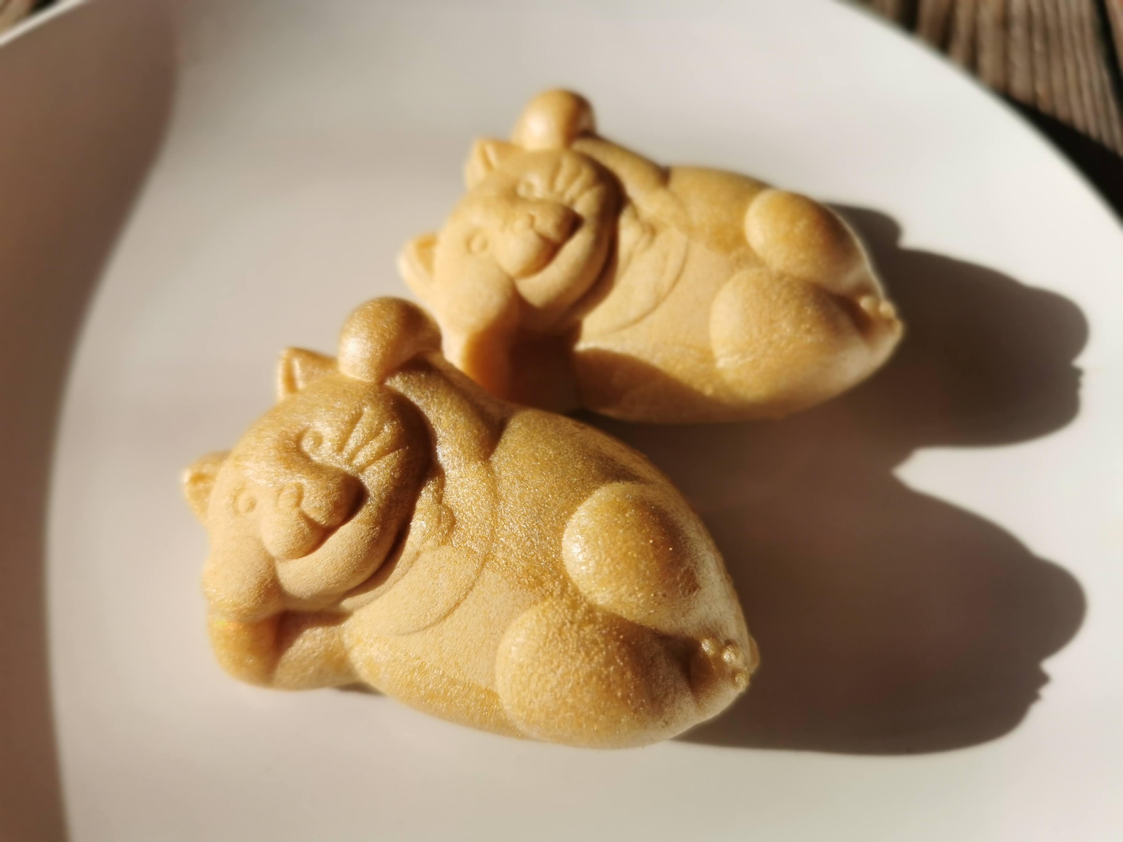 【錦糸町】甘味処 白樺@ゆるっとした猫が愛らしい、たらふくもなか。手土産にぴったりな和菓子たち。