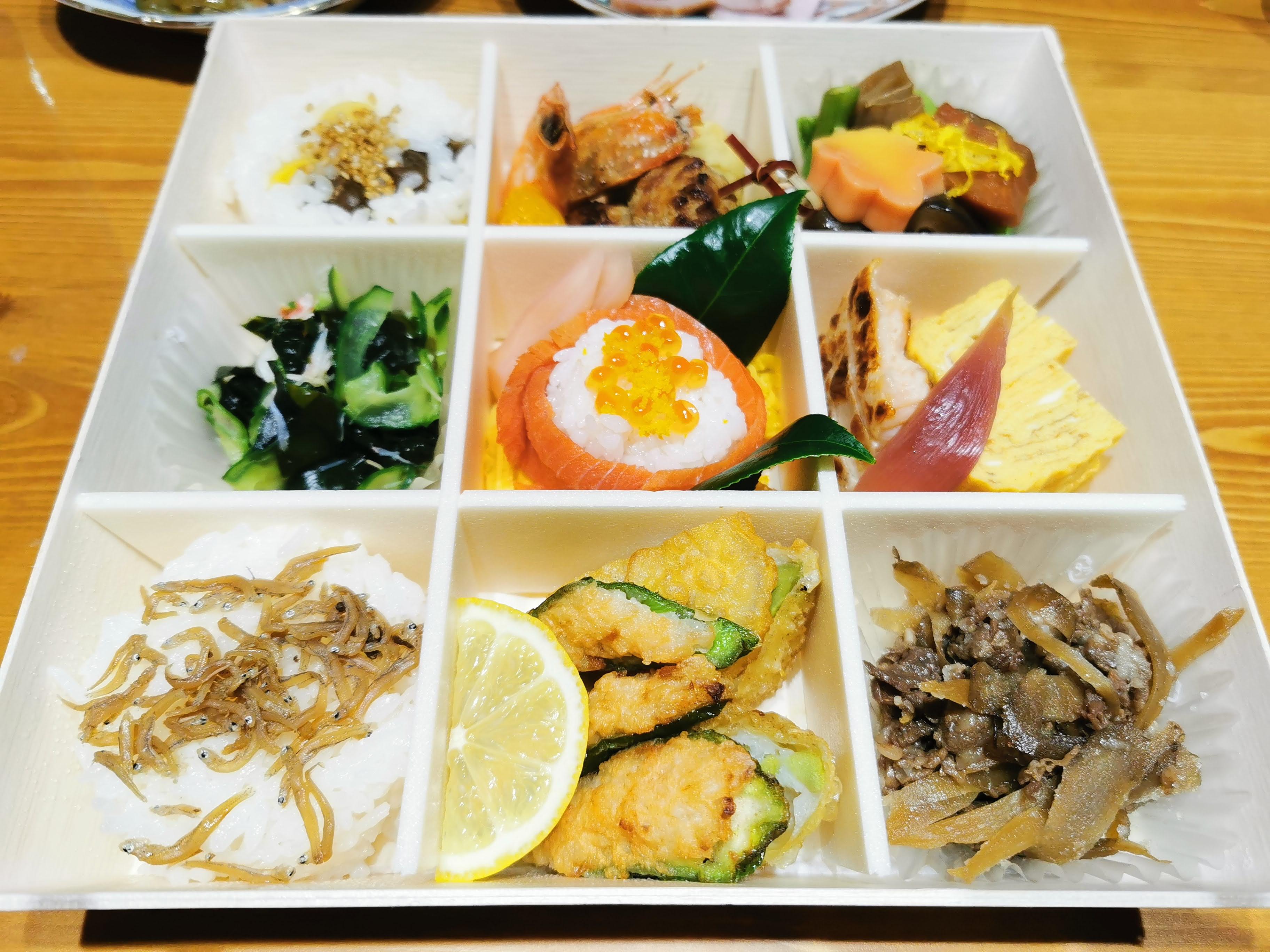 【逗子】食事処 こづか@テイクアウト「四季彩弁当」は品数豊富で丁寧な料理に大満足!