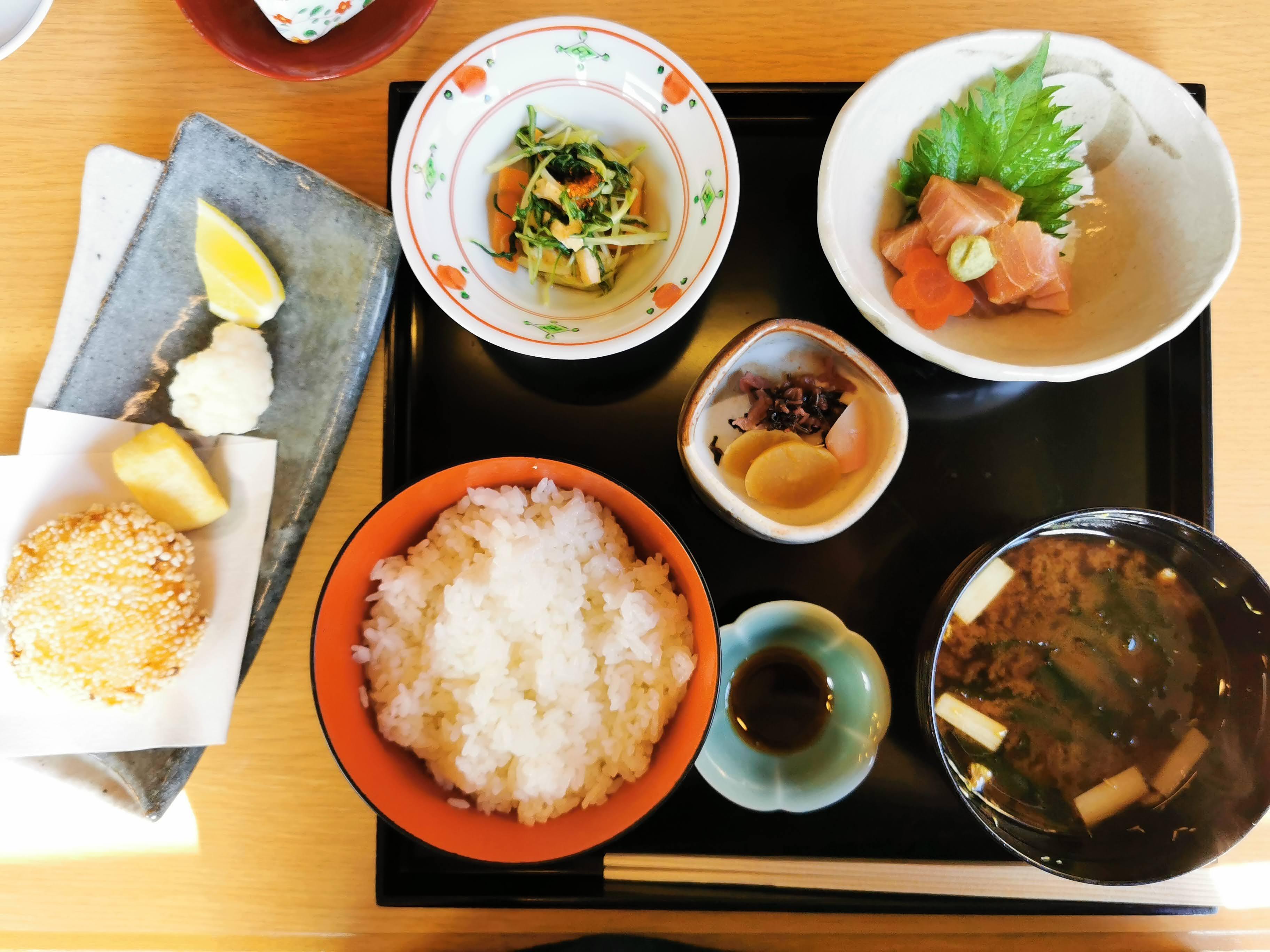 【北鎌倉】茶飯事@懐石料理を手軽な定食スタイルで!北鎌倉ランチにおすすめ。