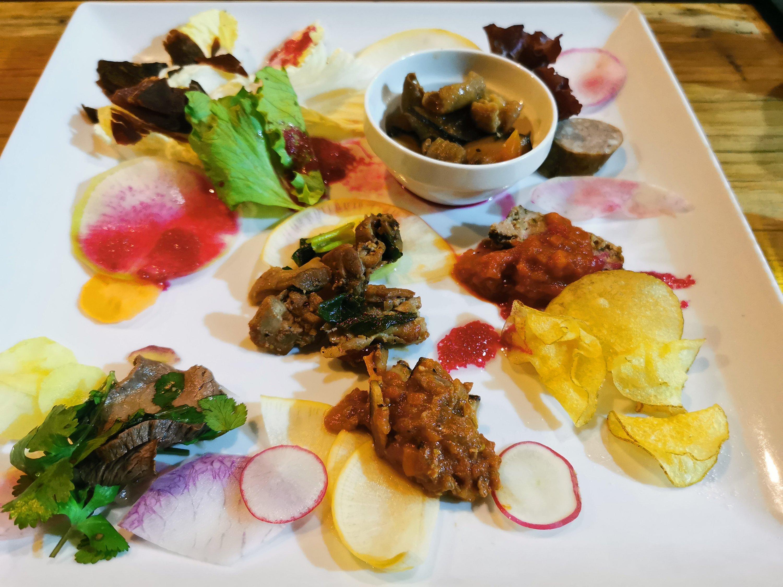 【京都・四条大宮】Hunter's&Farmer's 田歌@猟師兼農家「田歌舎」のジビエや野菜を使ったお料理を京都市内でいただける!