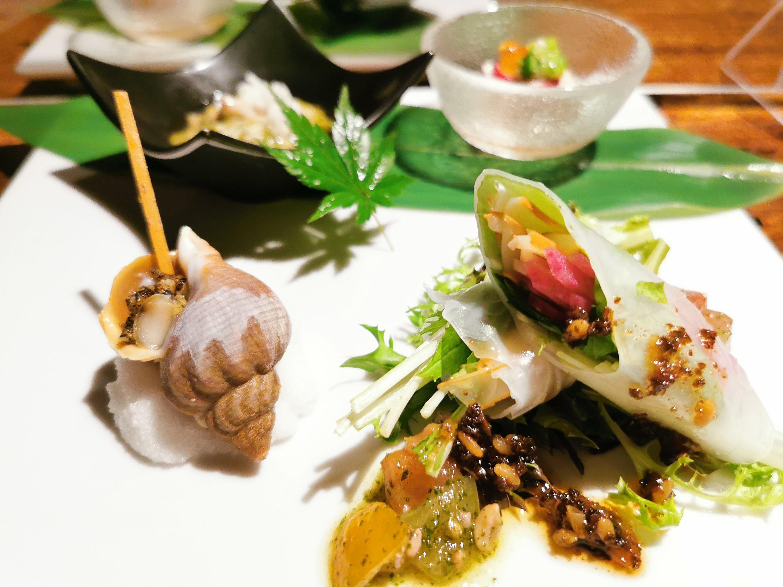 【JR相模線/香川駅】蔵元創作料理 天青@雰囲気もサービスも最高!熊澤酒造内にある酒蔵を改装した和食料理店で休日ランチ。
